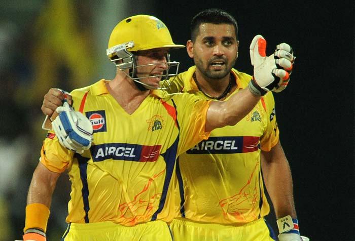 IPL 4: Chennai vs Bangalore