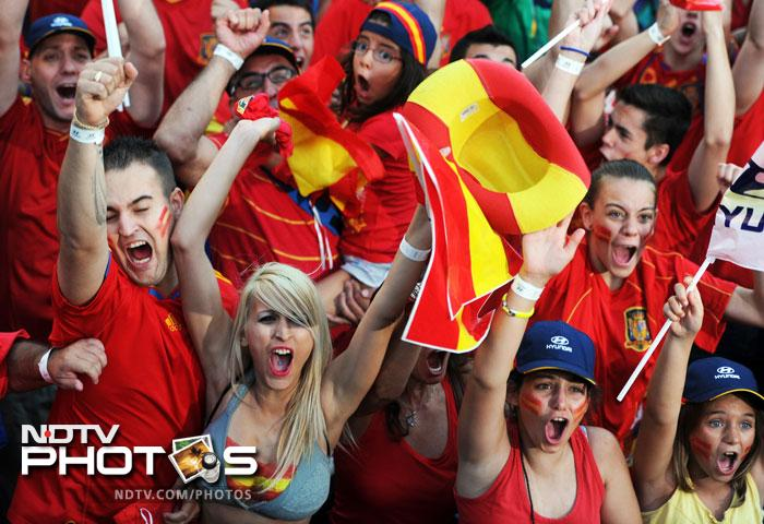 Euro 2012: Spain crowned Kings of Europe