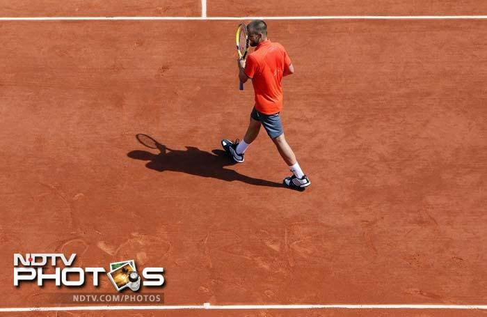 French Open: Day 7 highlights