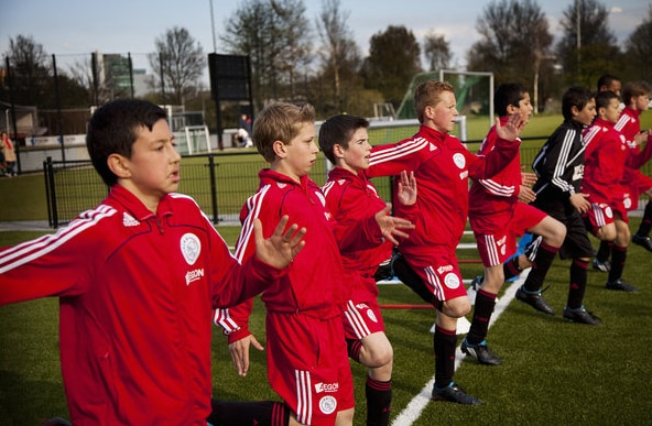The Ajax Soccer Academy: From Boys to Pros