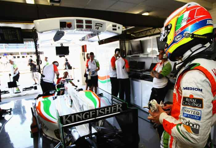 Force India: Forcing their way up