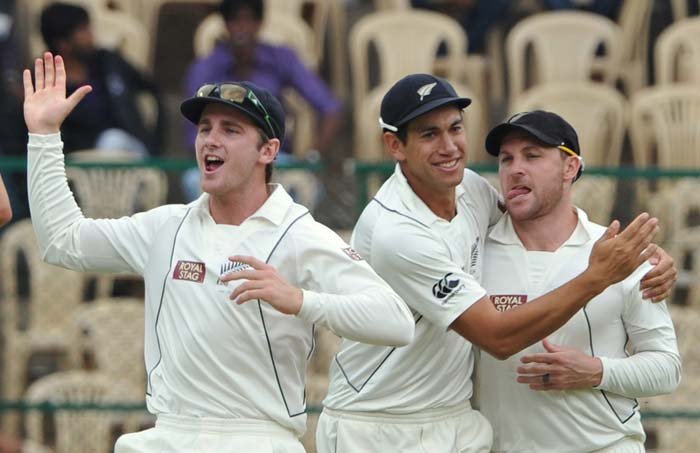2nd Test, Day 2: India score 283/ 5 vs New Zealand