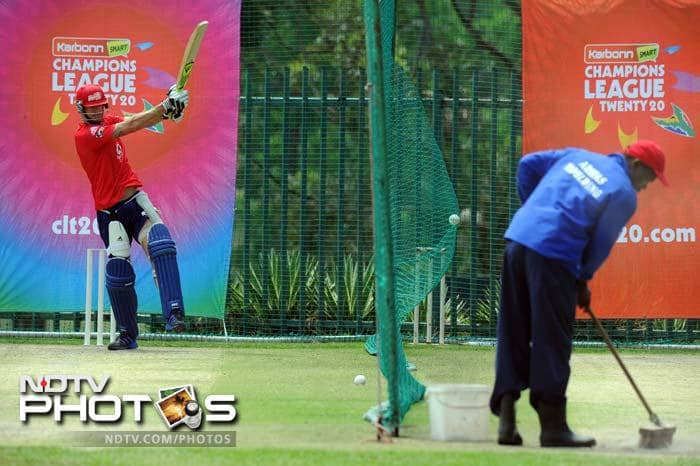 The Daredevils warm up to the CLT20 heat
