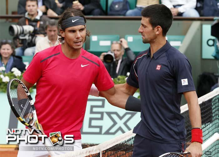 Rafael Nadal still the king at French Open