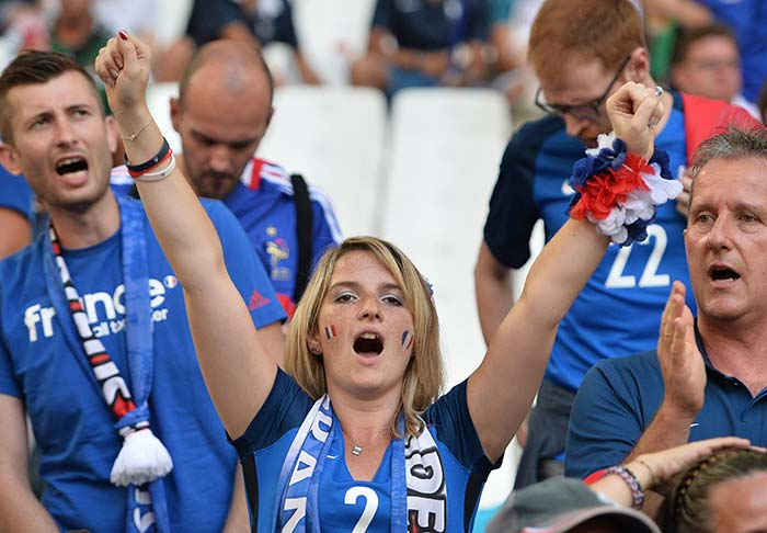 Euro 2016: France Revel In Joy After Win, Despair For Germany