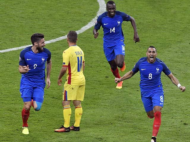 Photo : मेजबान फ्रांस की जीत के साथ हुआ Euro cup 2016 का आगाज