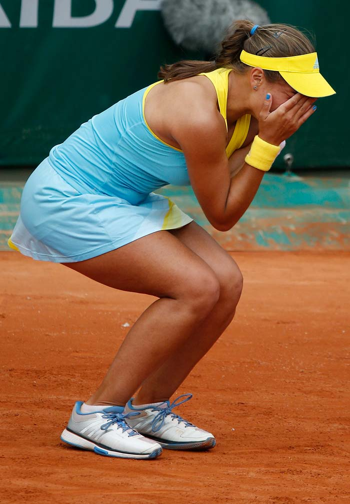 French Open: Tennis is easy is quite a big lie!