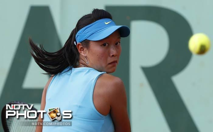 French Open 2012, Day 1
