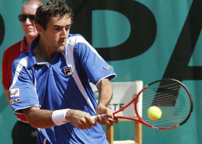 French Open 2010: Day 1