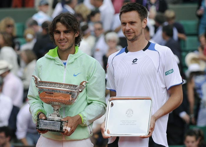 Nadal wins French Open title