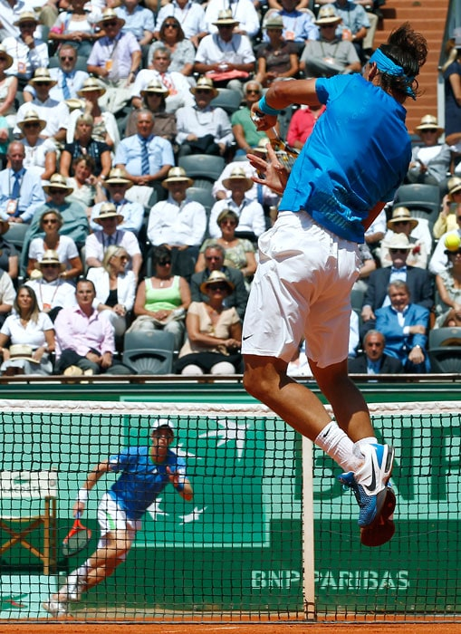 French Open 2011: Day 13