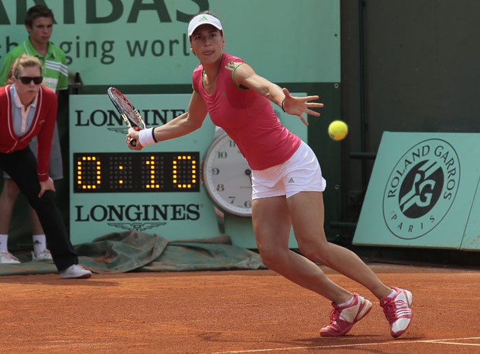 French Open 2011: Day 7