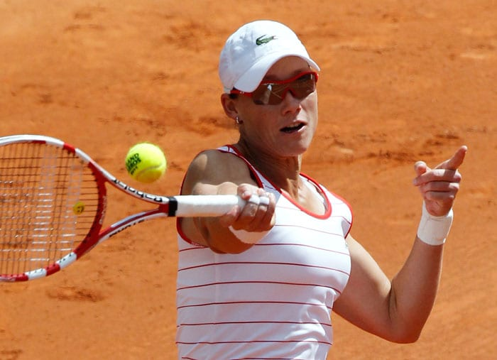 French Open 2011: Day 1
