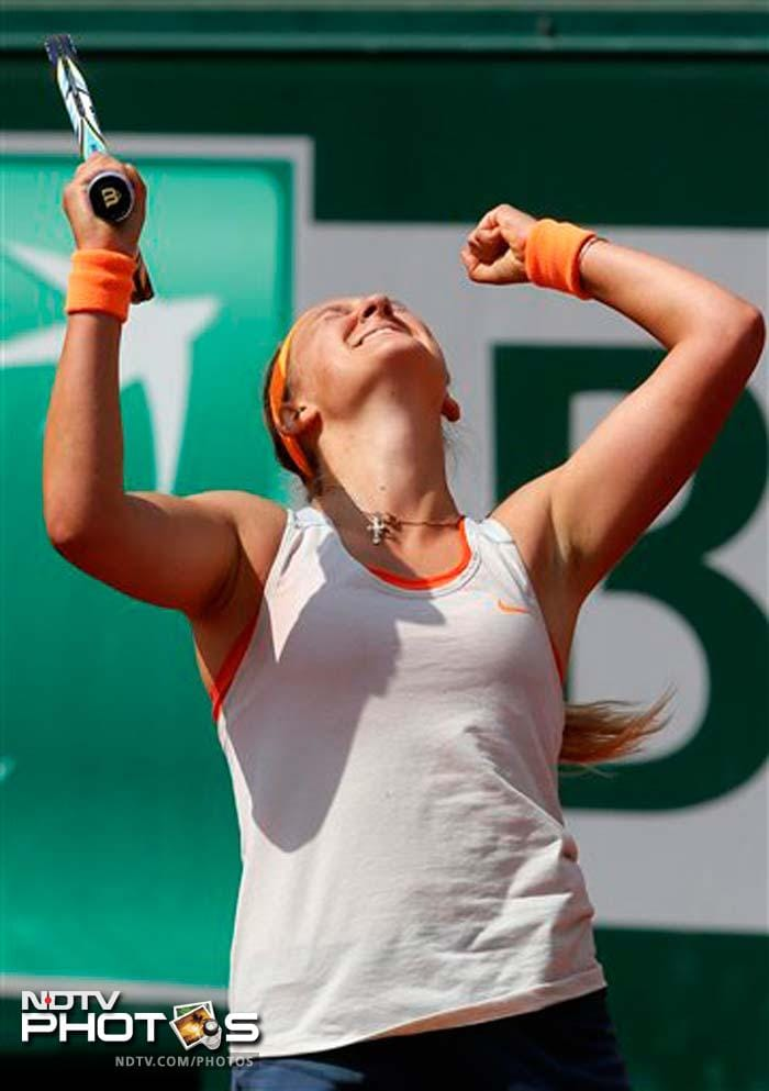 French Open, Day 11: Maria Sharapova struggles to reach semis