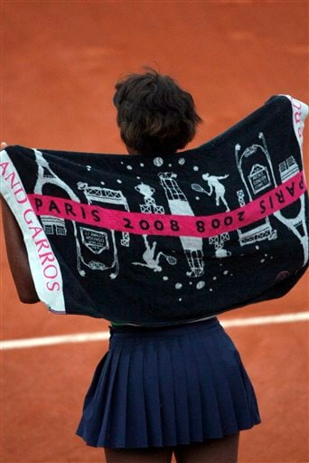 French Open 2008, Day 6