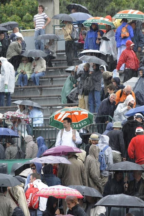 French Open 2010: Day 5