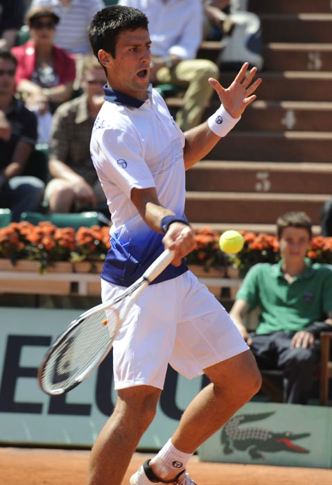 French Open 2010: Day 2