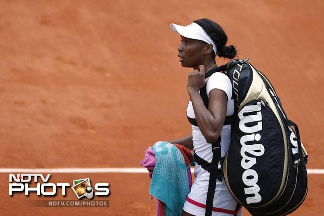 The major upsets at French Open 2012