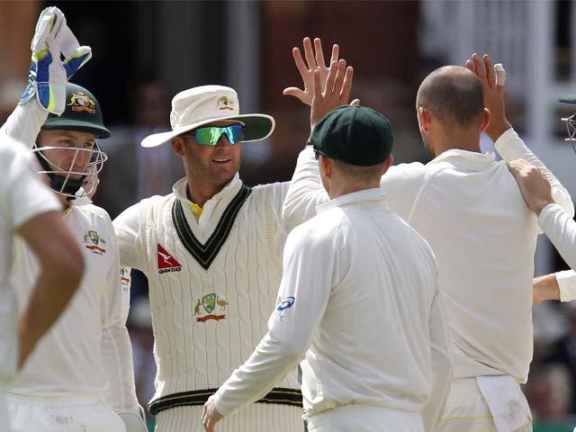 Ashes: Australia Lead England by 362 Runs