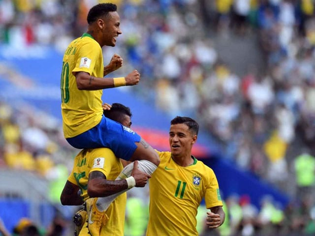 FIFA World Cup 2018: Neymar, Firmino Score As Brazil Beat Mexico To Enter Quarter-Finals