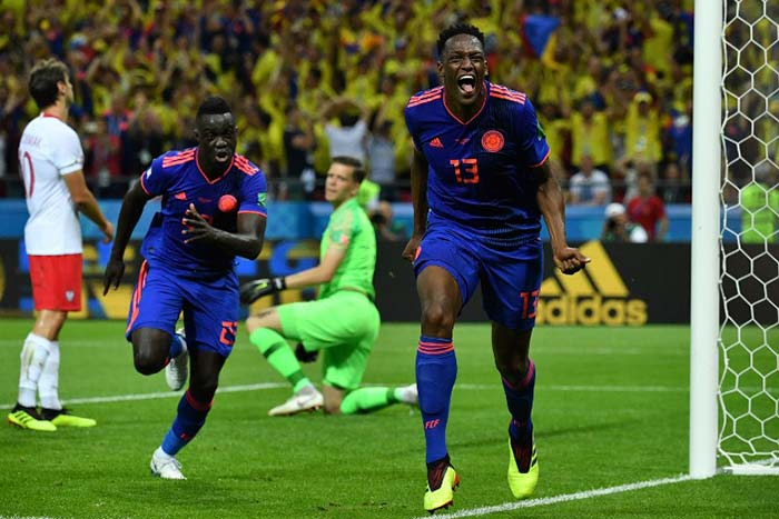फीफा वर्ल्ड कप 2018: इंग्लैंड ने पनामा को 6-1 से रौंदा, कोलंबिया से हारा पोलैंड