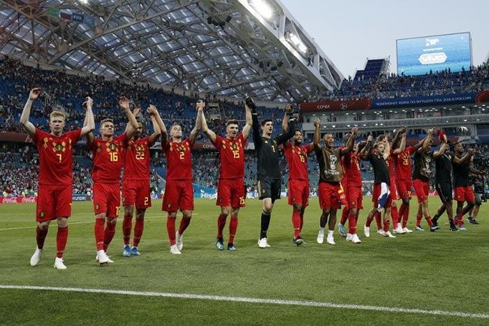 FIFA World Cup 2018: बेल्जियम की शानदार जीत, इंग्लैंड ने ट्यूनीशिया को हराया