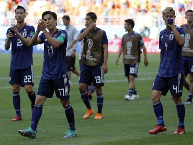Photo : फीफा वर्ल्ड कप 2018, छठा दिन: जापान ने रचा इतिहास, रूस ने मिस्र को 3-1 से हराया