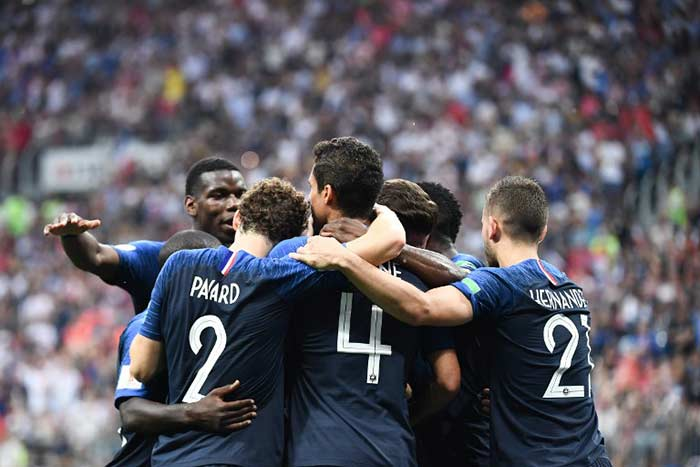 France Crowned World Cup 2018 Champions After Beating Croatia In Final