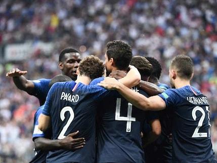 போட்டோஸ்:France Crowned World Cup 2018 Champions After Beating Croatia In Final