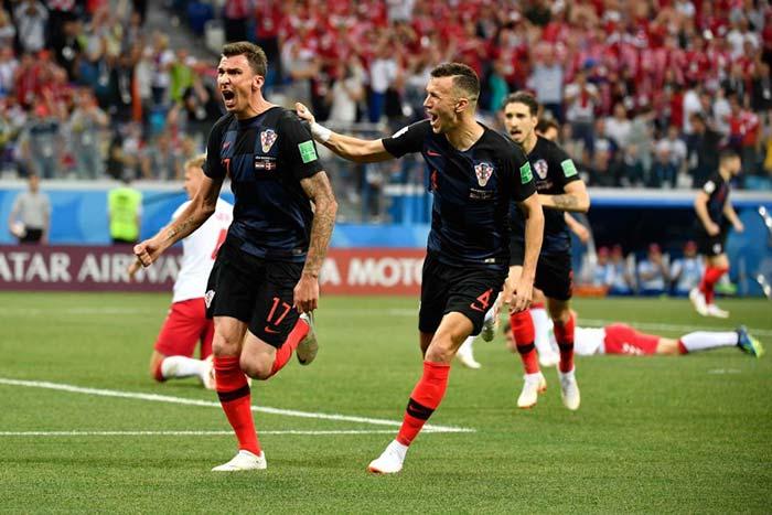 FIFA World Cup 2018: रूस ने स्पेन को किया बाहर, डेनमार्क को हरा क्रोएशिया क्वार्टर फाइनल में