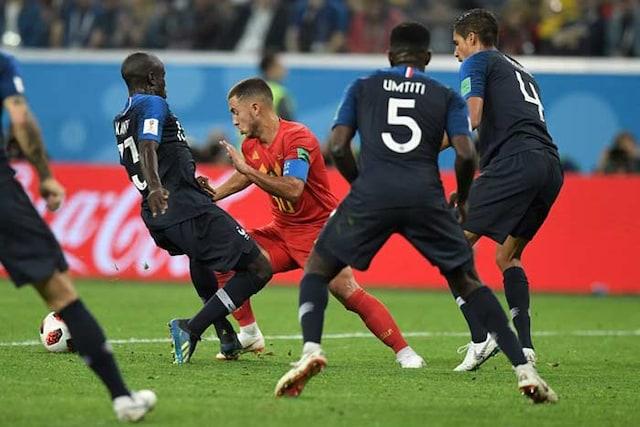 फीफा विश्व कप 2018: बेल्जियम को हरा फ्रांस तीसरी बार फाइनल में पहुंचा