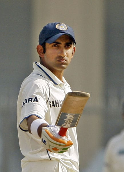 Gautam Gambhir: The Rising Wall of India | Photo Gallery