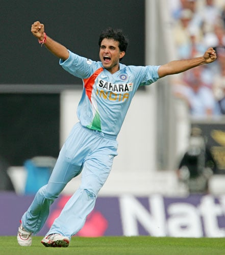 The timeless Ganguly