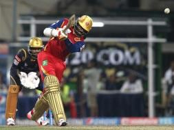 Photo : IPL: Chris Gayle Leads RCB to Three-Wicket Win Over Kolkata