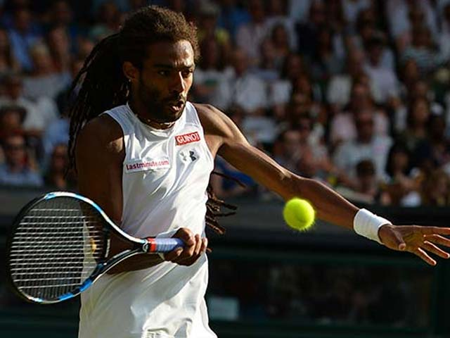 Photo : Dustin Brown - The Dreadlocked German With a Caribbean Flavour
