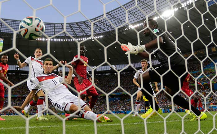 FIFA World Cup: Vintage Klose Saves Germany vs Ghana