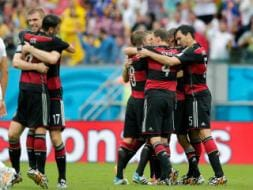 Photo : Germany Beat USA 1-0 , Both Advance