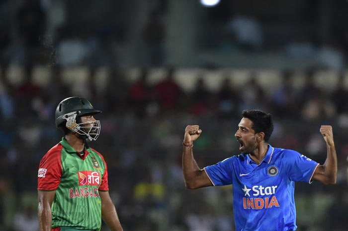 3rd ODI: India Crush Bangladesh by 77 Runs to Avoid Whitewash
