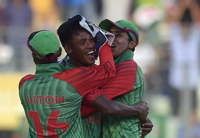 Bangladesh Record Historic ODI Series Win Over India
