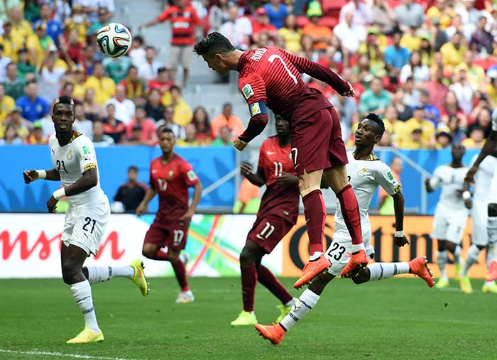 Portugal Knocked Out  Despite Win Against Ghana