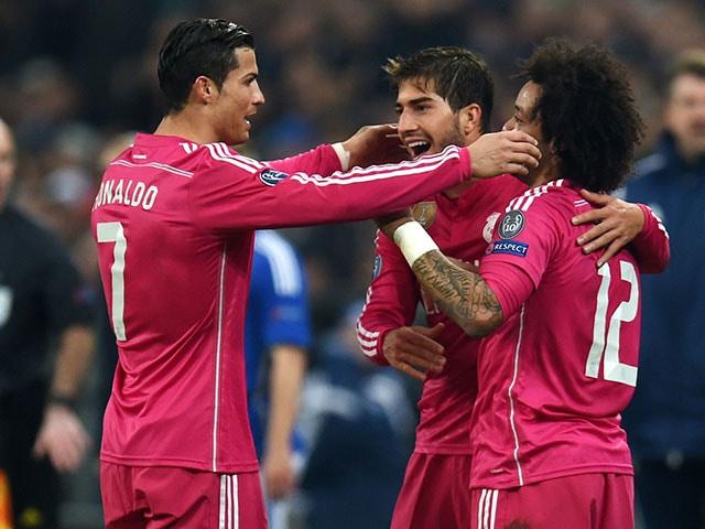 UEFA Champions League: Real Madrid Move Towards Last-Eight, Porto FC Draw