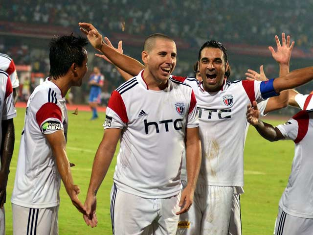 ISL: NorthEast United FC Hold FC Goa to 1-1 Draw
