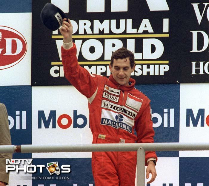 The greatest F1 drivers of all time