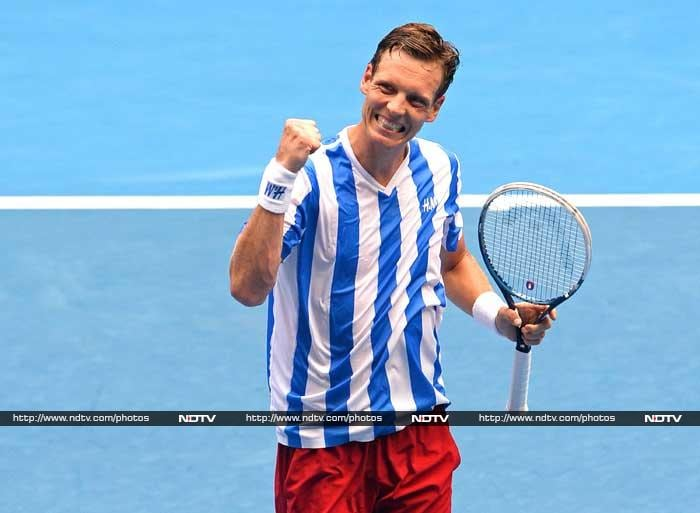 Australian Open: All the highlights from Day 5