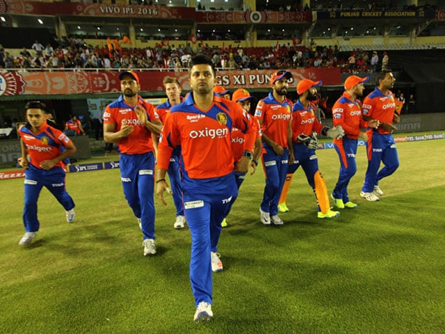 Photo : IPL: किंग्स इलेवन पंजाब पर भारी पड़े गुजरात के लायन्स, पांच विकेट से हराया