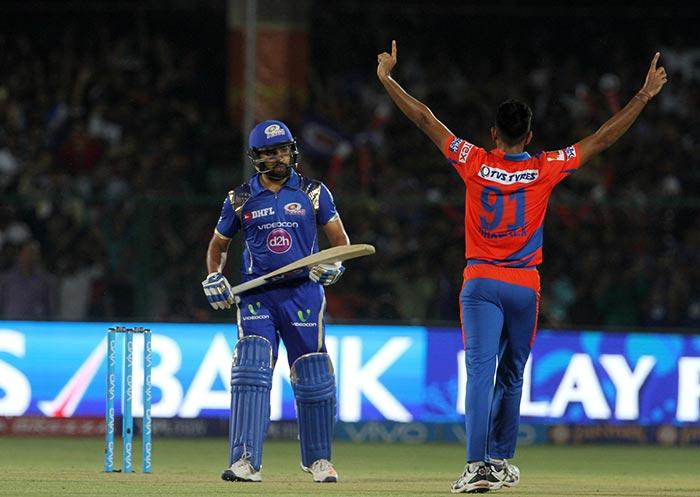 Gujarat Lions Roar Past Mumbai Indians To Seal Playoff Spot