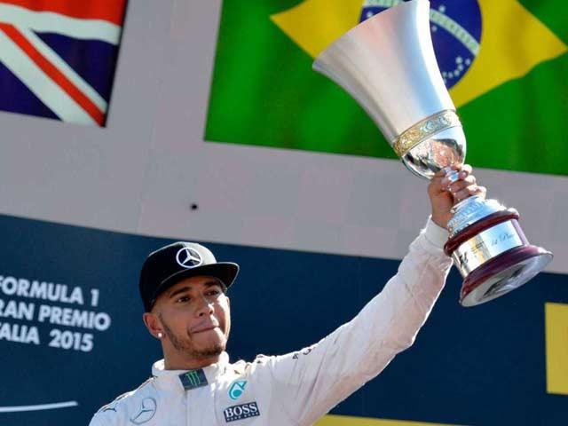 Italian Grand Prix: Lewis Hamilton Leads Charge Once Again