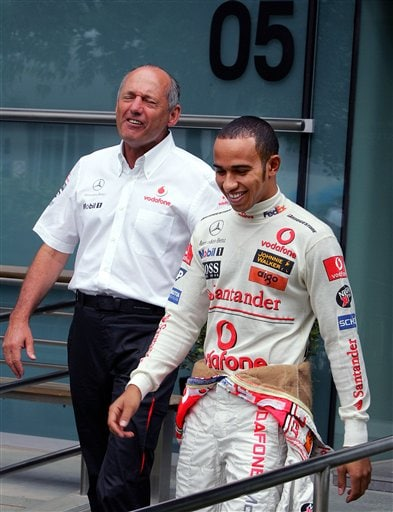 Hamilton awaits verdict