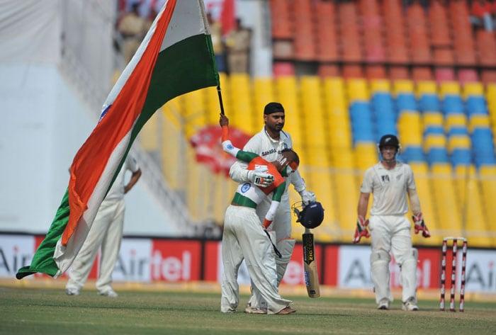 Harbhajan - 'The Batsman'