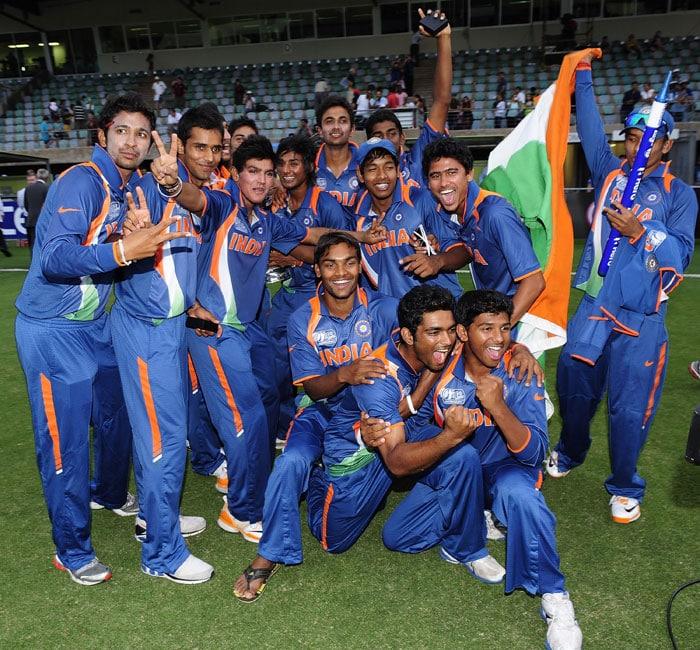 India  beat Australia to win U-19 World Cup